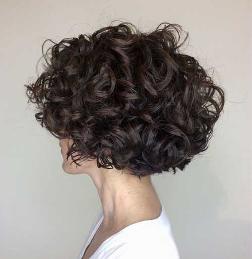 Easy hair styles for curly hair