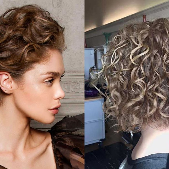 Easy Curly hair cuts